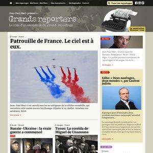 Grands Reporters
