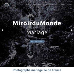 Miroir du monde photographe