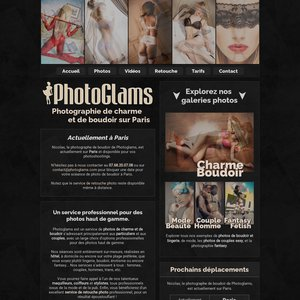 PhotoGlams Paris