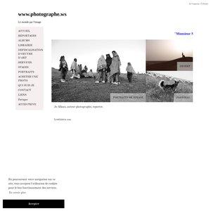 Jo ALLAUX auteur-photographe indépendant.