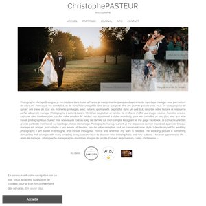 Christophe Photographe Mariage