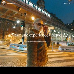 Guillaume Sieurac - Photographe Mode, Portrait et Lifestyle à Toulouse