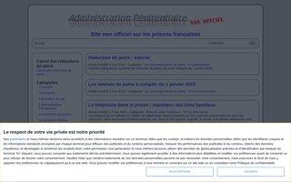image du site http://penitentiaire.org/