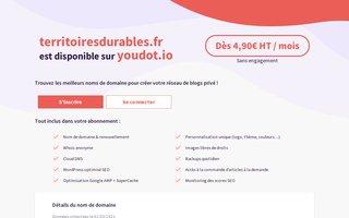 image du site http://territoiresdurables.fr/