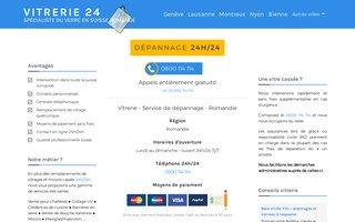 image du site http://vitrerie24.ch