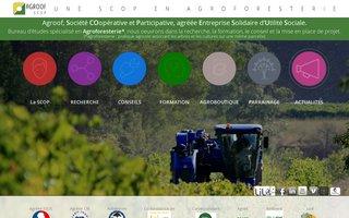 Agroforesterie - AGROOF bureau d'étude spécialisé