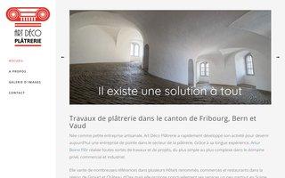image du site http://www.art-deco-platrerie.ch/