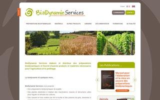 Biodynamie Services - Au service de l'agriculture et du jardinage biodynamique