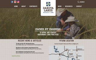 Dakota Lakes Reseach Farm