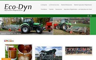 Eco-Dyn - Agriculture biodynamique
