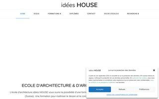 image du site http://www.ecole-architecture-interieur.ch