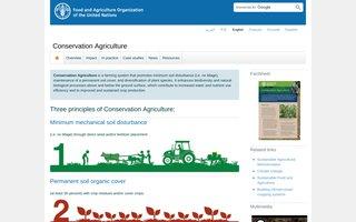 FAO Agriculture de conservation