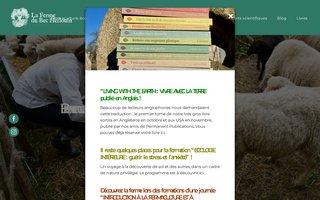 Ferme du Bec Hellouin - Eco-centre du Bec Hellouin