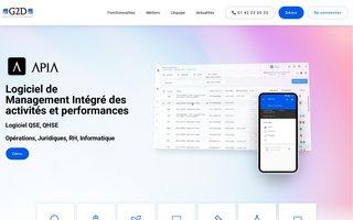 image du site http://www.g2dev.com