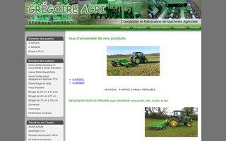 Matériel agricoles Grégoire Agri