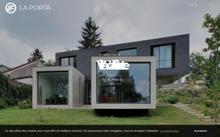 image du site http://www.laporta-construction.com