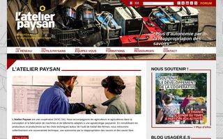 L'Atelier Paysan - Coopérative d'autoconstruction