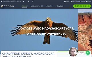 image du site http://www.madagascarbycar.com