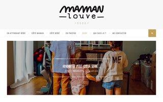 blog grossesse maman louve