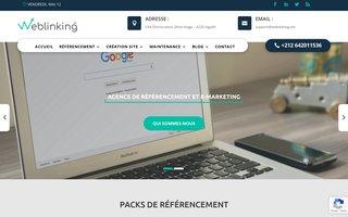 image du site http://www.weblinking.net