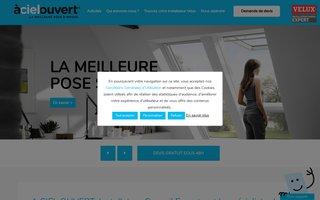 image du site https://www.acielouvert.com