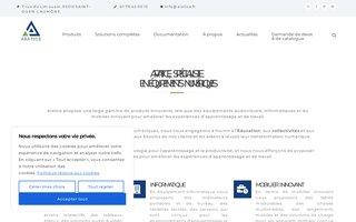 image du site https://www.aratice.fr