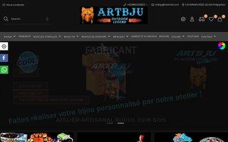 image du site https://www.artbju.com/fr/