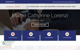 image du site https://www.avocat-catherine-lorenzi.fr/