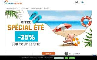 image du site https://www.concept-securite.fr