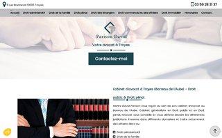 image du site https://www.david-parison-avocat.fr/
