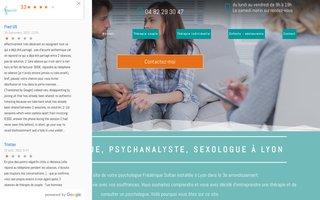 image du site https://www.frederique-sultan-psy.fr/