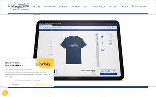 image du site https://www.impression-et-serigraphie.fr/
