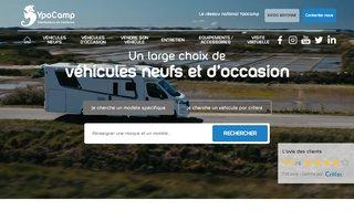 image du site https://www.loisirs-evasion.ypocamp.fr/