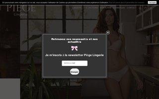 image du site https://www.piege-lingerie.fr/