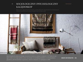 Socjologiczny i psychologiczny kalejdoskop
