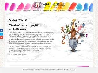 Création site internet pour illustrateur et graphiste