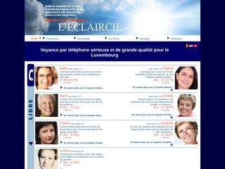 Détails : Voyance par téléphone au Luxembourg