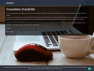 1num1 - Assistance informatique et administrative