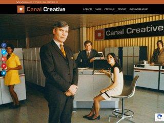 Détails : Agence Internet sur Nice et Bordeaux - Canal Creative