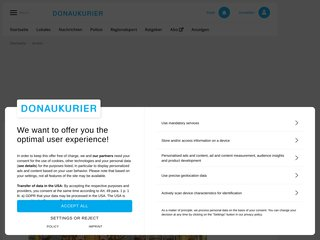Donaukurier single