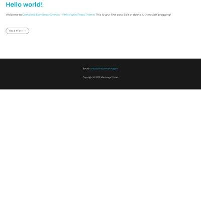 image portfolio developpeur Web