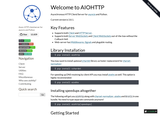 aiohttp - aiohttp 1.0.5- documentation