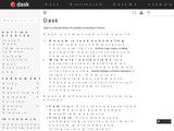 Dask - dask 0.12.0+48.g4ae1a20 documentation
