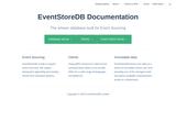 Documentation - Event Store