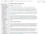 What's New in Python 2.7