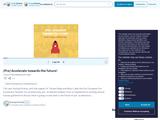 (Pre) Accelerate towards the future!