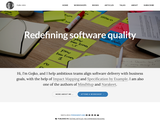 Redefining software quality