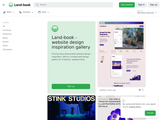 best landing pages gallery