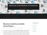 Business-model ou modele economique…