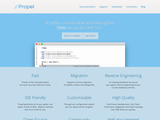 Propel, The Blazing Fast Open-Source PHP 5.4 ORM